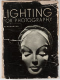 Books:First Editions, Walter Nurnberg. Lighting for Photography. ...