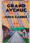 Books:Signed Editions, Greg Sarris. INSCRIBED. Grand Avenue. New York: Hyperion, [1994]. First edition, first printing. Inscribed by Sarr...