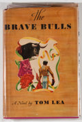 Books:Signed Editions, Tom Lea. SIGNED. The Brave Bulls. Boston: Little, Brown, 1949. First edition. Signed by Lea. Octavo. Publisher's...