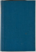 Books:First Editions, Herbert Pickens Gambrell. Mirabeau Buonaparte Lamar. Dallas:Southwest Press, [1934]. First edition. Octavo. Publish...