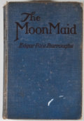 Books:First Editions, Edgar Rice Burroughs. The Moon Maid. Chicago: McClurg, 1926.First edition. Octavo. 410 pages. Publisher's binding w...