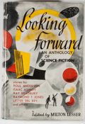 Books:First Editions, Milton Lesser [editor]. Looking Forward: An Anthology of ScienceFiction. New York: Beechhurst Press, [1953]. First ...