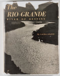 Books:First Editions, Laura Gilpin. The Rio Grande: River of Destiny. New York:Duell, Sloan and Pearce, [1949]. First edition. Quarto. Pu...