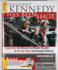 Books:First Editions, Cathy Trost and Susan Bennett. President Kennedy Has BeenShot. Naperville: Sourcebooks, [2003]. First edition, ...