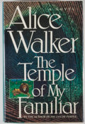 Books:Signed Editions, Alice Walker. Group of Six Signed First Edition Books, including: The Temple of My Familiar. New York: Harcourt Brac... (Total: 6 Items)