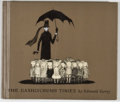 Books:Signed Editions, Edward Gorey. INSCRIBED. The Gashlycrumb Tinies. New York: Harcourt Brace, [1997]. Later edition. Inscribed by Gor...