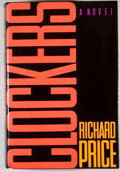 Books:Signed Editions, Richard Price. INSCRIBED. Clockers. Boston: Houghton Mifflin, 1992. First edition, first printing. Inscribed by Pr...