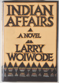 Books:Signed Editions, Larry Woiwode. Group of Two Signed First Edition Books, including: Beyond the Bedroom Wall. New York: Farrar, St... (Total: 2 Items)