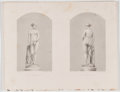 Antiques:Posters & Prints, Lot of 15 Steel Engravings Depicting Sculpture Displayed at the Great Exhibition of 1851....