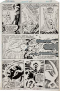 Original Comic Art:Panel Pages, John Byrne and Terry Austin X-Men #114 page 27 Original Art(Marvel, 1978)....