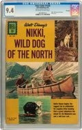 Silver Age (1956-1969):Adventure, Four Color #1226 Nikki, Wild Dog of the North - File Copy (Dell, 1961) CGC NM 9.4 Off-white to white pages....