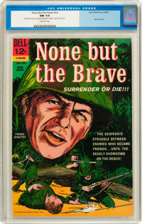Movie Classics: None But the Brave #nn (Dell, 1965) CGC NM 9.4 Off-white pages