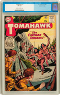 Silver Age (1956-1969):Adventure, Tomahawk #71 Mohawk Valley pedigree (DC, 1960) CGC VF 8.0 Cream to off-white pages....