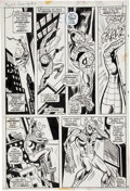 Original Comic Art:Panel Pages, Ross Andru and Frank Giacoia Marvel Team-Up #3 Spider-Man page 5 Original Art (Marvel, 1972)....