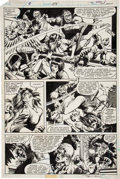 Original Comic Art:Panel Pages, Frank Miller and Klaus Janson Daredevil #158 Ani-Men page 2Original Art (Marvel, 1979)....