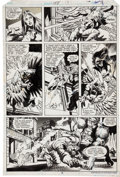 Original Comic Art:Panel Pages, Frank Miller and Klaus Janson Daredevil #158 Ani-Men Page 3Original Art (Marvel, 1979)....