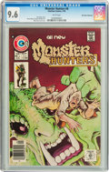 Bronze Age (1970-1979):Horror, Monster Hunters #6 Don Rosa Collection pedigree (Charlton, 1976)CGC NM+ 9.6 White pages....