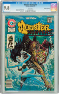 Bronze Age (1970-1979):Horror, Monster Hunters #4 Don Rosa Collection pedigree (Charlton, 1976)CGC NM/MT 9.8 White pages....