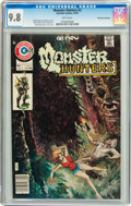 Bronze Age (1970-1979):Horror, Monster Hunters #2 Don Rosa Collection pedigree (Charlton, 1975)CGC NM/MT 9.8 White pages....