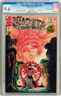Bronze Age (1970-1979):Horror, Many Ghosts of Dr. Graves #42 Don Rosa Collection pedigree(Charlton, 1973) CGC NM+ 9.6 White pages....
