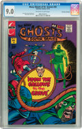 Bronze Age (1970-1979):Horror, Many Ghosts of Dr. Graves #35 Don Rosa Collection pedigree(Charlton, 1972) CGC VF/NM 9.0 Off-white to white pages....