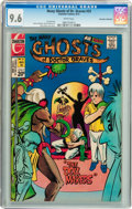 Bronze Age (1970-1979):Horror, Many Ghosts of Dr. Graves #33 Don Rosa Collection pedigree(Charlton, 1972) CGC NM+ 9.6 White pages....
