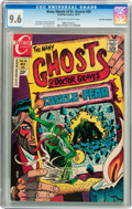 Bronze Age (1970-1979):Horror, Many Ghosts of Dr. Graves #28 Don Rosa Collection pedigree(Charlton, 1971) CGC NM+ 9.6 Off-white to white pages....