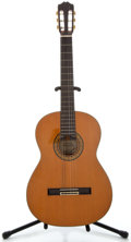 Musical Instruments:Acoustic Guitars, 1978 Hirade Master Model Natural Classical Guitar, Serial Number #78010817....