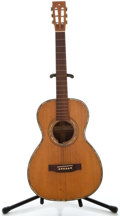 Musical Instruments:Acoustic Guitars, 1900's Regal Style Parlor Natural Acoustic Guitar, No SerialNumber....