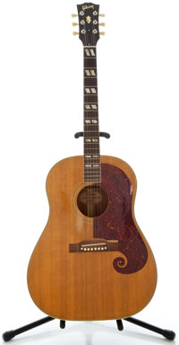 1955 Gibson Country Western Natural Acoustic Guitar, Serial Number #W7516 30