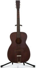 Musical Instruments:Acoustic Guitars, 1951 Martin 00-17 Mahogany Acoustic Guitar, Serial Number #120494....
