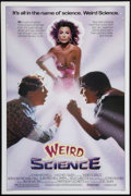 "Movie Posters:Science Fiction, Weird Science (Universal, 1985). One Sheet (27"" X 41""). ScienceFiction.. ..."