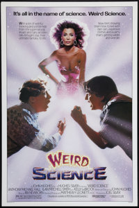 """Weird Science (Universal, 1985). One Sheet (27"""" X 41""""). Science Fiction"""