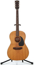 Musical Instruments:Acoustic Guitars, 1970's Gibson B-20 Natural Acoustic Guitar, Serial Number#679542....
