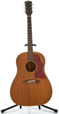 Musical Instruments:Acoustic Guitars, 1965 Gibson J-50 Natural Acoustic Guitar, Serial Number #363873....