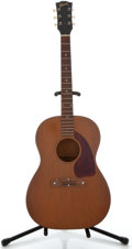 Musical Instruments:Acoustic Guitars, 1965 Gibson LG-0 Mahogany Acoustic Guitar, Serial Number#314030....