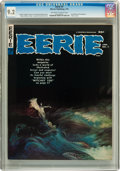 Magazines:Horror, Eerie #7 (Warren, 1967) CGC NM- 9.2 Off-white to white pages....