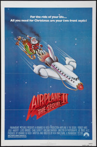 "Airplane II: The Sequel & Others Lot (Paramount, 1982). One Sheets (3) (27"" X 41""). Comedy. ... (Total..."