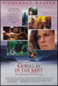 "Movie Posters:Drama, Gorillas in the Mist & Others Lot (Universal, 1988). One Sheets (5) (27"" X 40"" & 27"" X 41""). DS & SS. Drama.. ... (Total: 5 Items)"