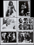 """Movie Posters:Crime, The Killing of a Chinese Bookie (Faces, 1976). Photos (15) (8"""" X 10""""). Crime.. ... (Total: 15 Items)"""