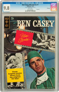Silver Age (1956-1969):Miscellaneous, Ben Casey Film Stories #30009-211 (Gold Key, 1962) CGC NM/MT 9.8White pages....