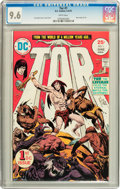 Bronze Age (1970-1979):Miscellaneous, Tor #1 (DC, 1975) CGC NM+ 9.6 White pages....