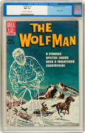 Silver Age (1956-1969):Horror, Movie Classics: The Wolfman (1st Printing) (Dell, 1963) CGC NM- 9.2Off-white to white pages....