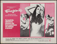 "Eugenie and Others Lot (Distinction, 1970). Half Sheets (3) (22"" X 28""). Adult. ... (Total: 3 Items)"