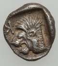 Ancients:Ancient Lots  , Ancients: GREEK. Lot of two silver fractions (2). ... (Total: 2coins)
