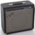 Musical Instruments:Amplifiers, PA, & Effects, Recent Fender Model Princeton 112 Black Guitar Amplifier, SerialNumber #CR-145272....