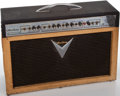 Musical Instruments:Amplifiers, PA, & Effects, 1960's Airline DE LUXE Professional Guitar Amplifier, Serial Number#618792....
