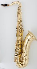 Musical Instruments:Horns & Wind Instruments, Yamaha YTS-61 Brass Tenor Saxophone, Serial Number #014843A....