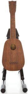 Musical Instruments:Banjos, Mandolins, & Ukes, Kamaka Pineapple Koa Ukulele, No Serial Number...