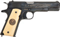 Handguns:Semiautomatic Pistol, Colt World War I Commemorative Model 1911 Semi-Automatic Pistol....
